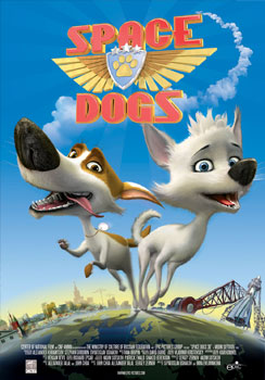 Space Dogs (2011)